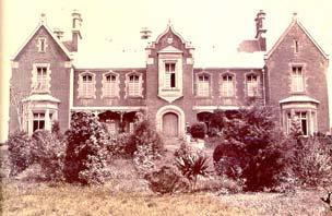 Castlemaine Benevolent Asylum