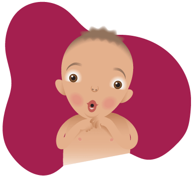 Developing communication skills - Babies & Infants