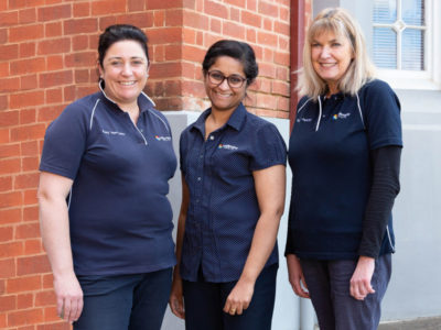 Castlemaine Health specialist and therapists